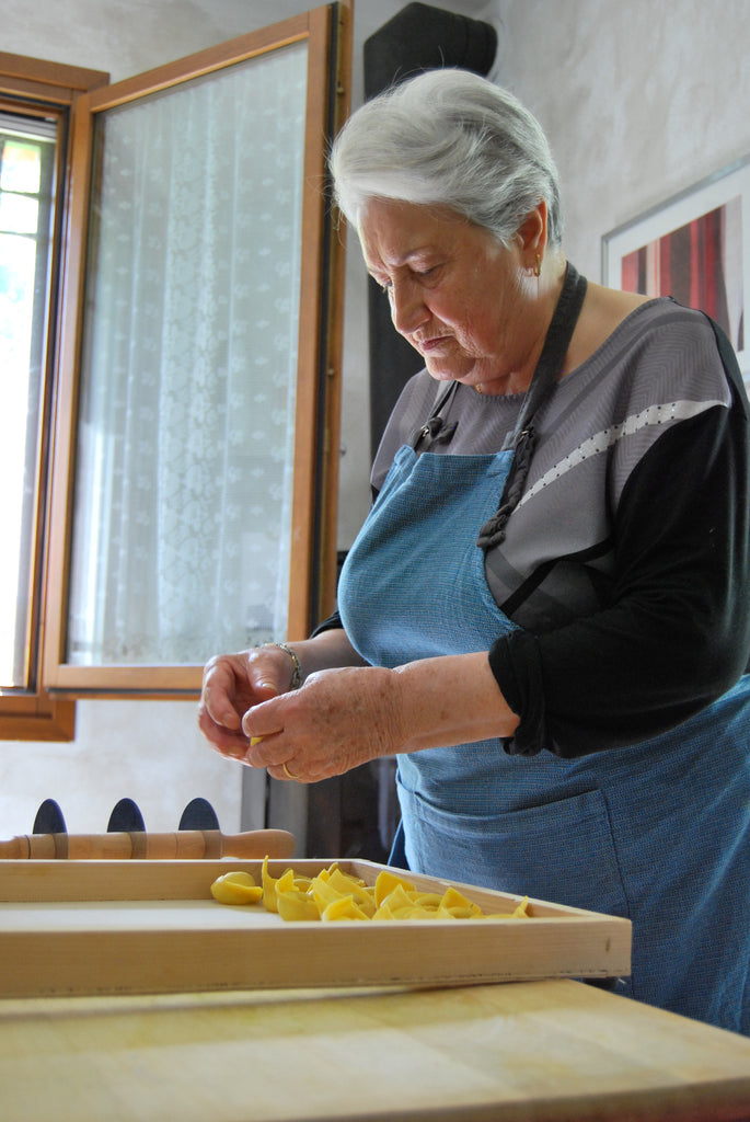 Virtual Cooking Experience with Nonna Pia