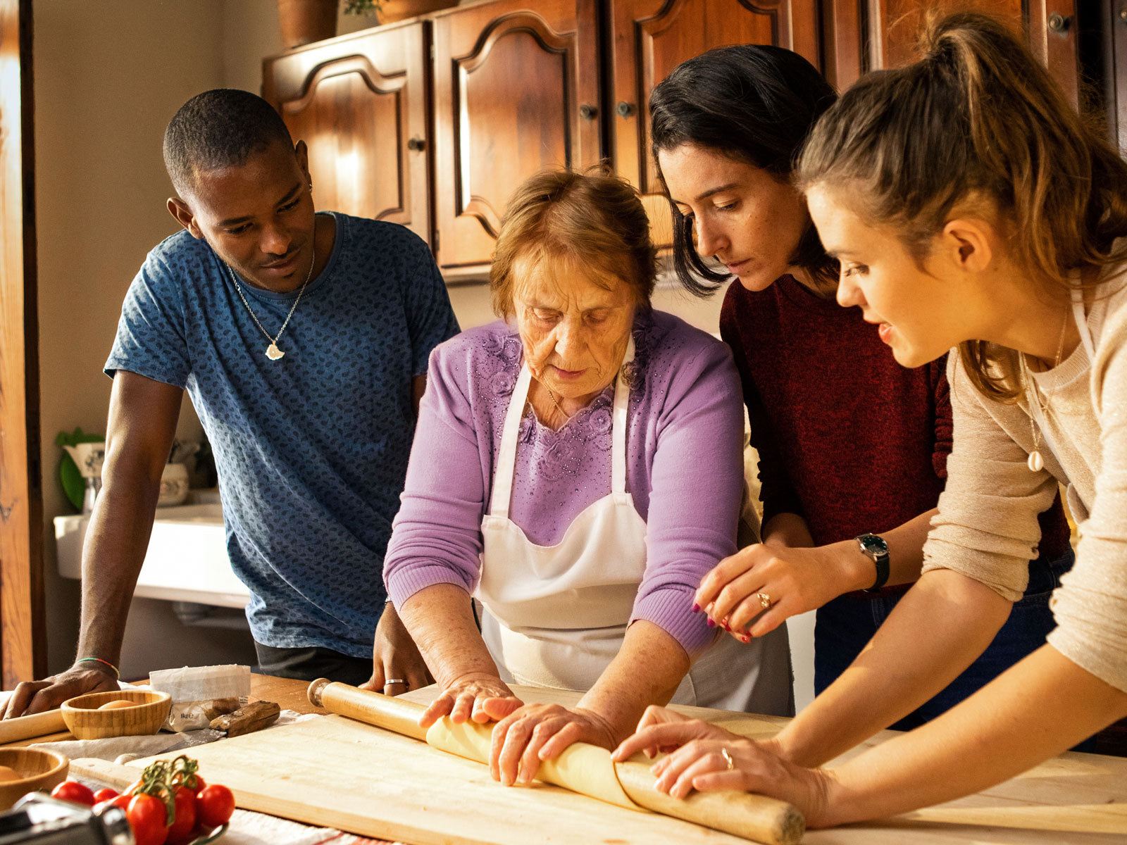 Gift Card -- Virtual Pasta Cooking Class with Nonna