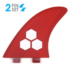 fin-red hexcore