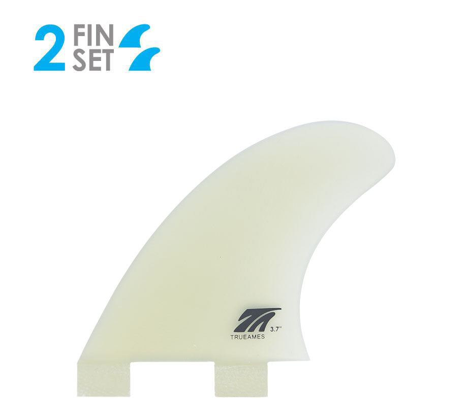 Side Bite 3.7 - FCS Compatible - Solid Fiberglass