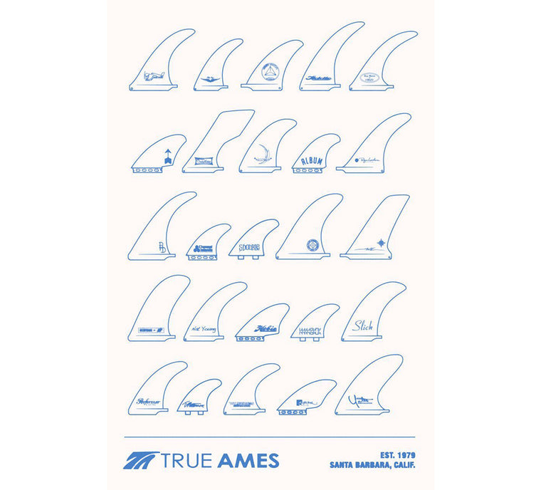 True Ames Templates Poster