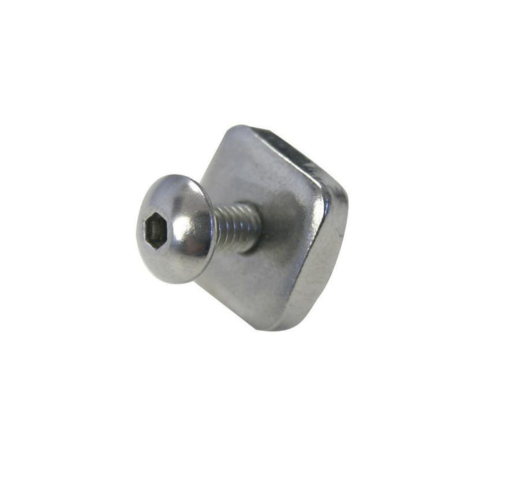 Hex Fin Screw / Plate