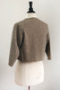 Alice Jacket - Short - Cotton Linen Natural