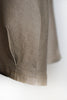 Garden Party Dress - Pewter Linen.