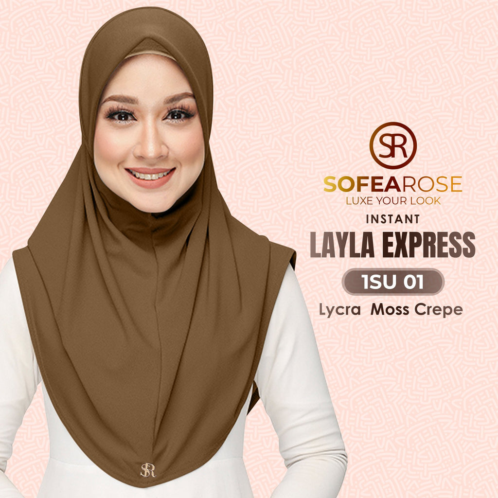 Sofearose Instant Layla Express Collection