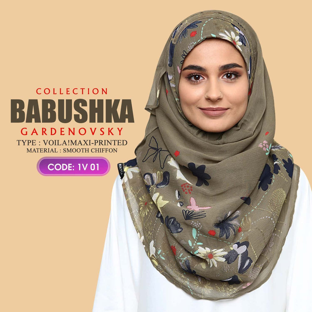 Bokitta Babushka VOILA!MAXI Collection (1V)