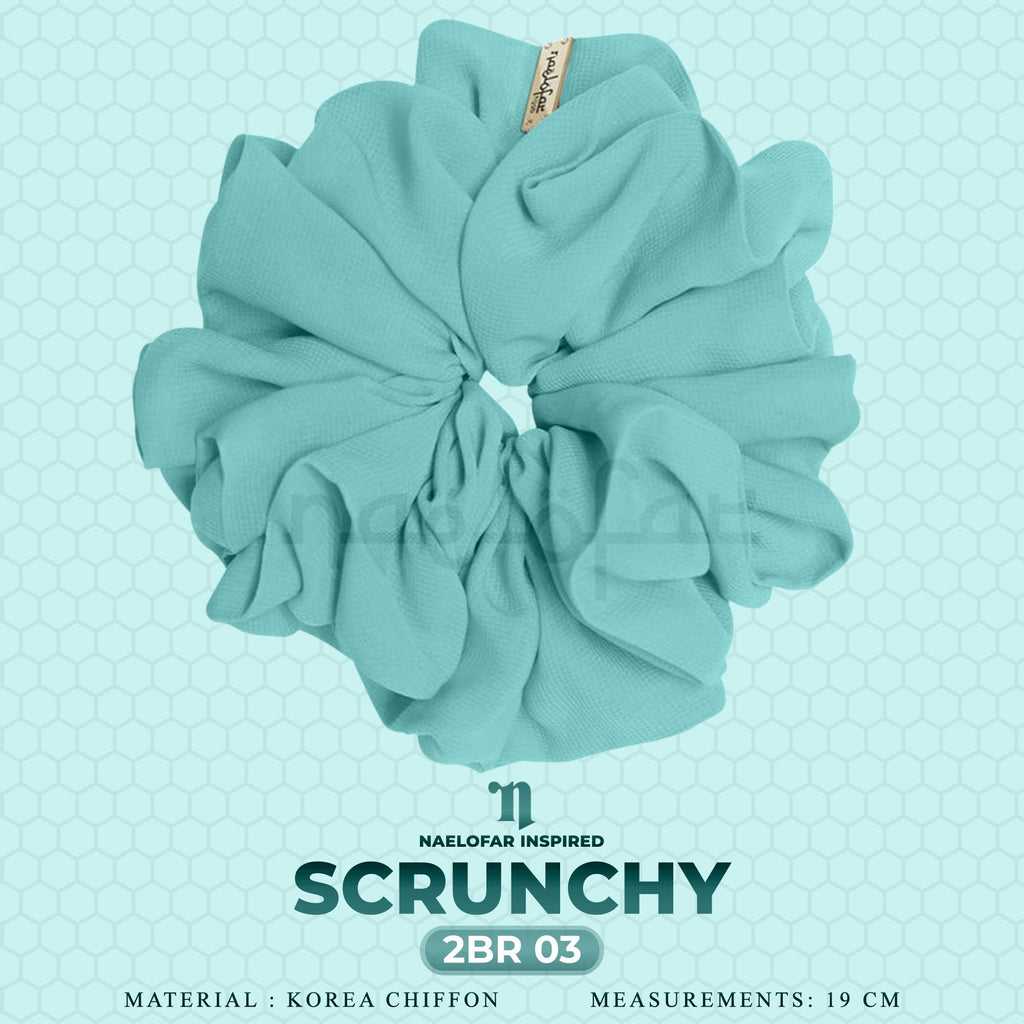 Naelofar Scrunchy Hair Tie Collection 2.0