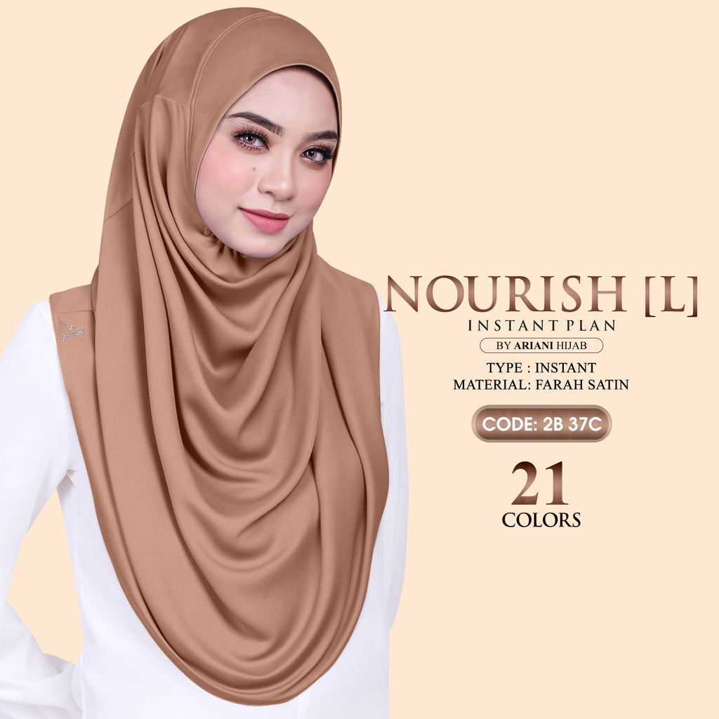 Ariani Instant Nourish Large Collection (2B) - Free Shipping
