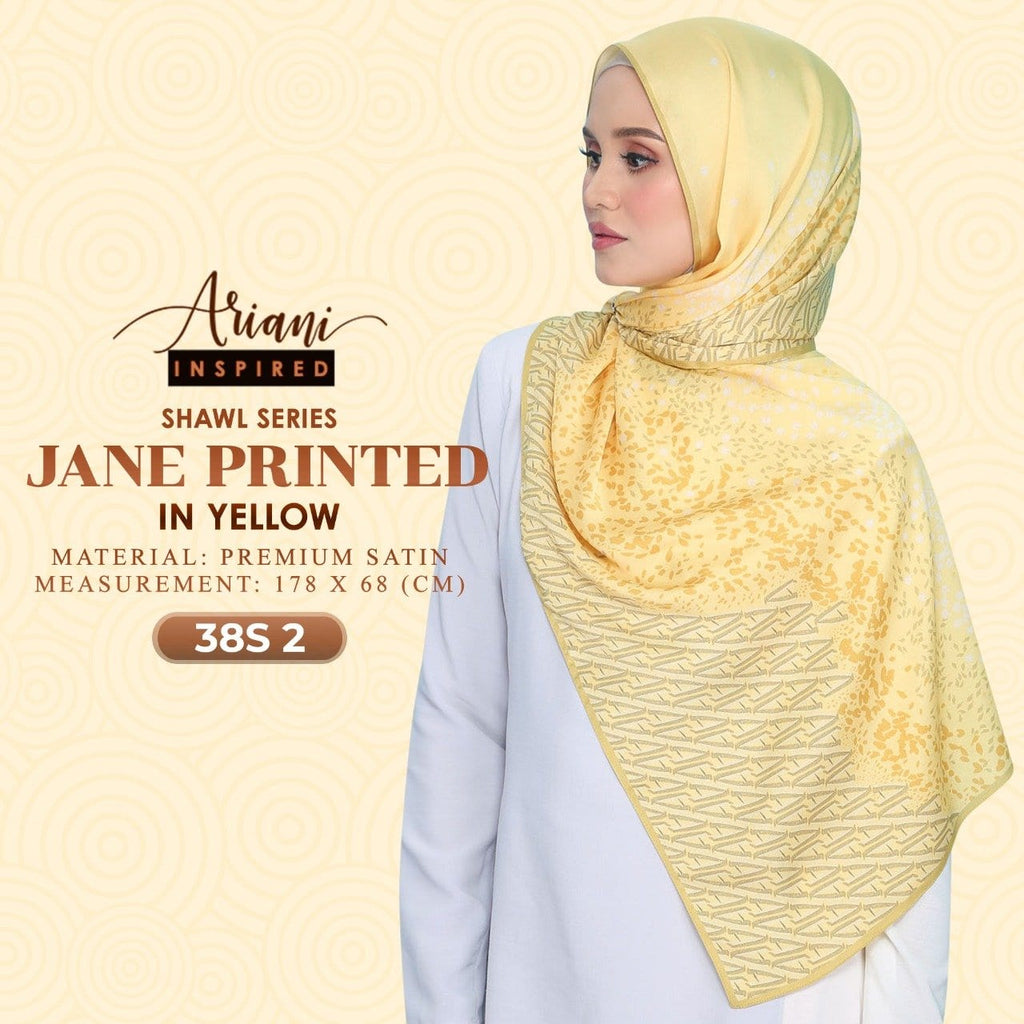 Ariani Jane Printed Shawl Collection