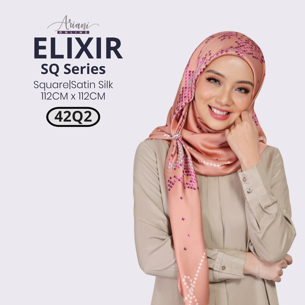 Ariani SQ Series Elixir Printed Collection