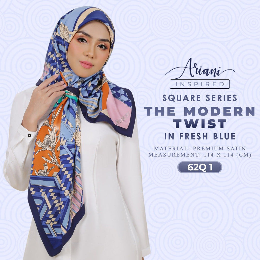 Ariani SQ Series The Modern Twist Printed Collection