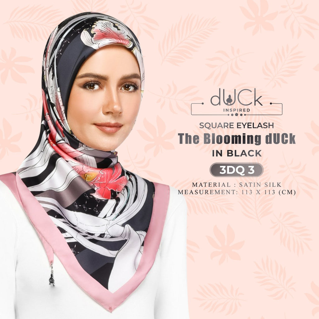 The Blooming dUCk Square Eyelash Collection