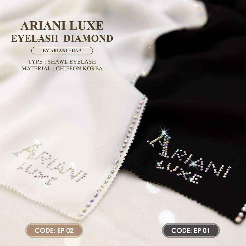 Ariani Luxe Eyelash Diamond Collection
