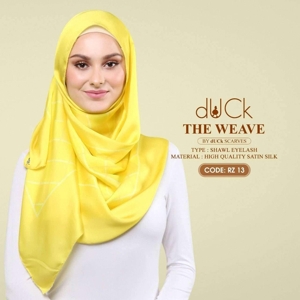 dUCk Weave Collection 2 Colors