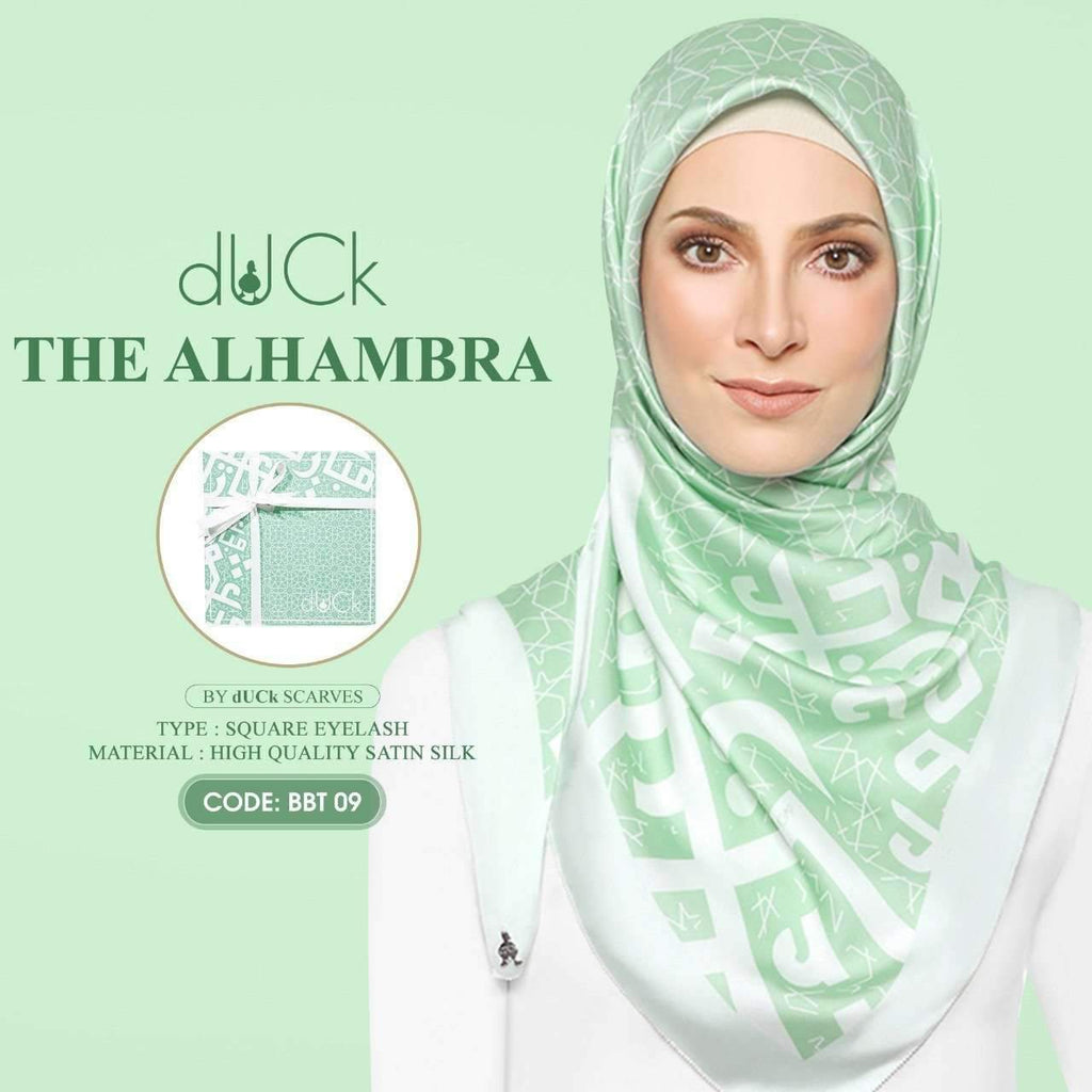 dUCk Alhambra SQ Collection Full Box - Free Shipping