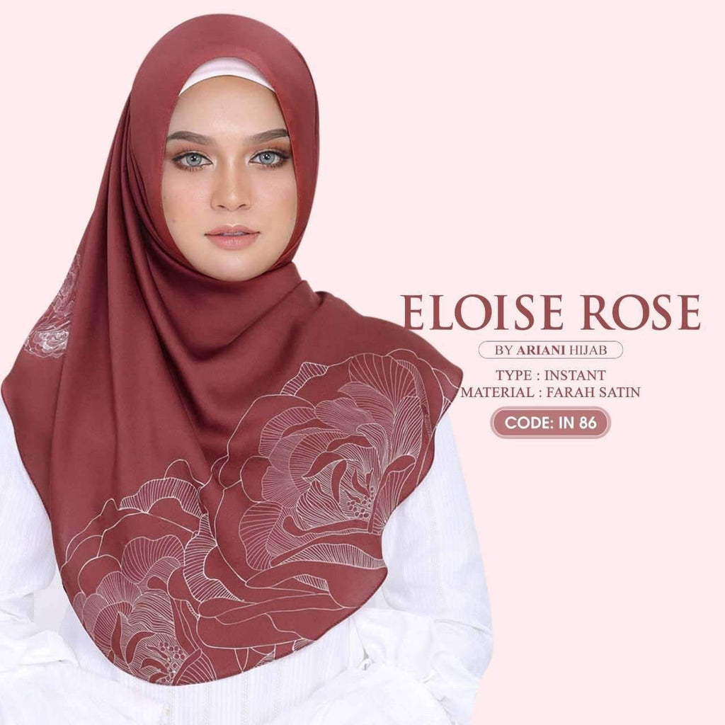 Ariani Instant Eloise Rose Collection 2 Colors