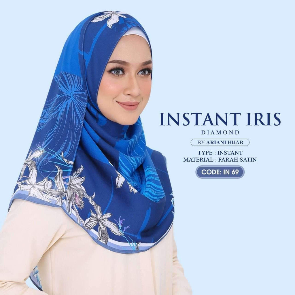Ariani Instant Iris PTD Collection 3 Colors (IN)
