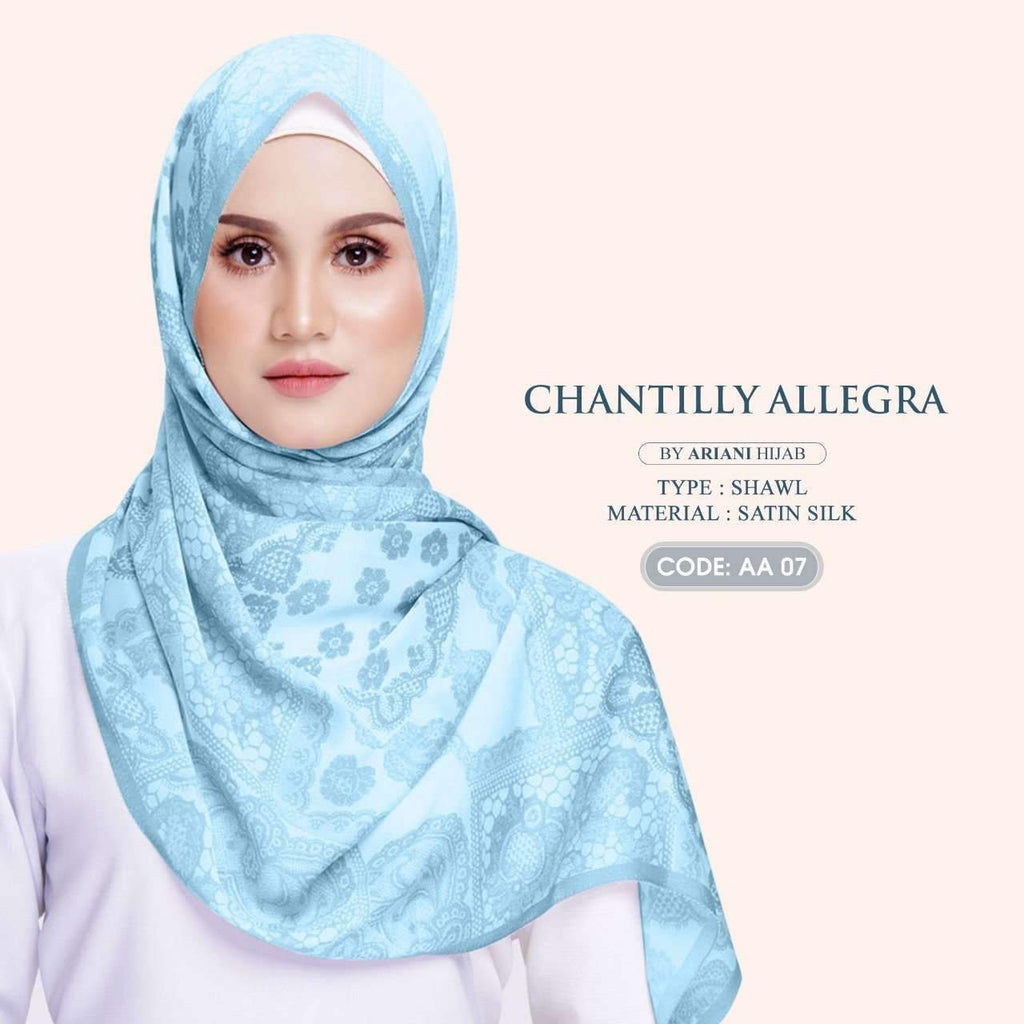 Ariani Chantilly Allegra Printed Collection (AA) (Free Shipping)