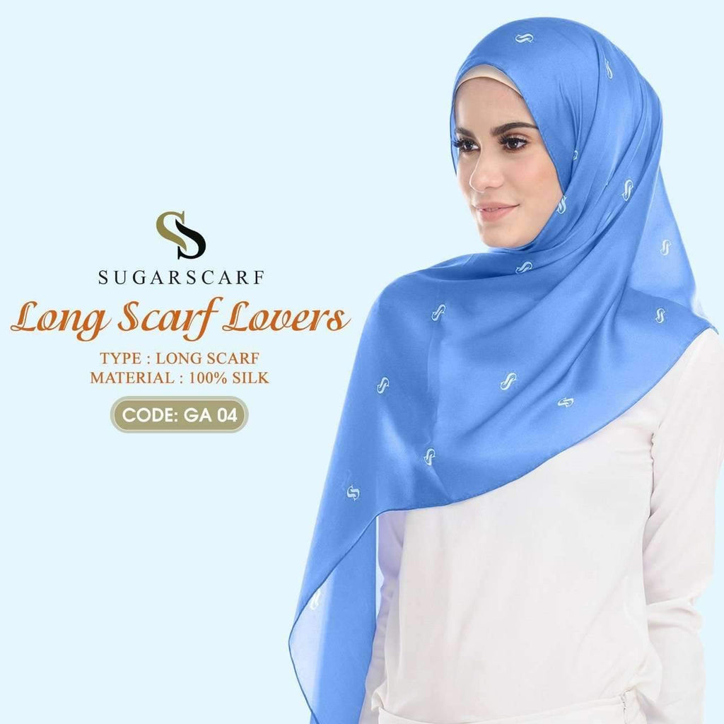 Sugar Scarf – Long Scarf Lovers Collection