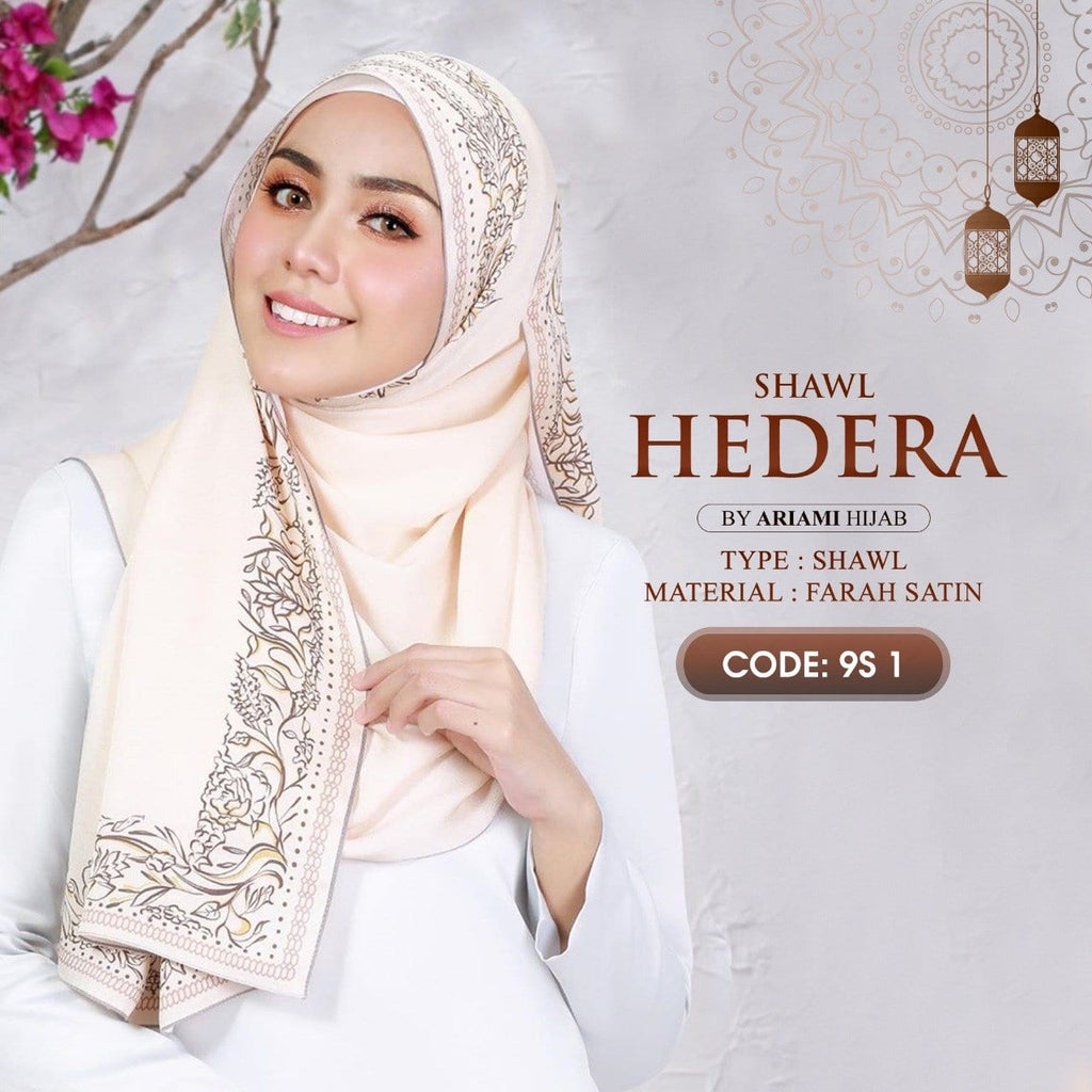 Ariani Shawl Hedera Collection