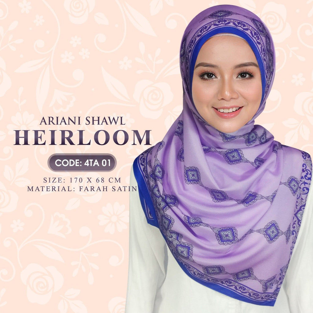Ariani Heirloom Collection