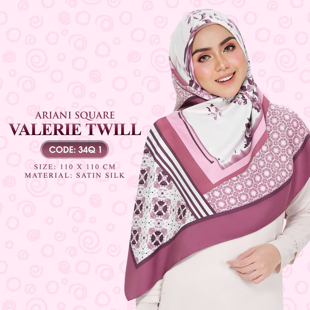 Ariani SQ Valerie Twill Collection