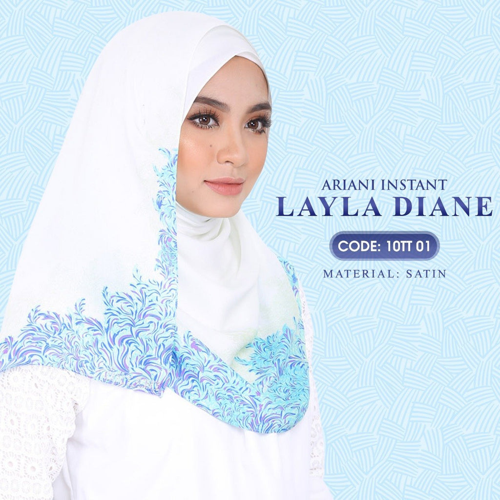 Ariani Instant Layla Diane Collection