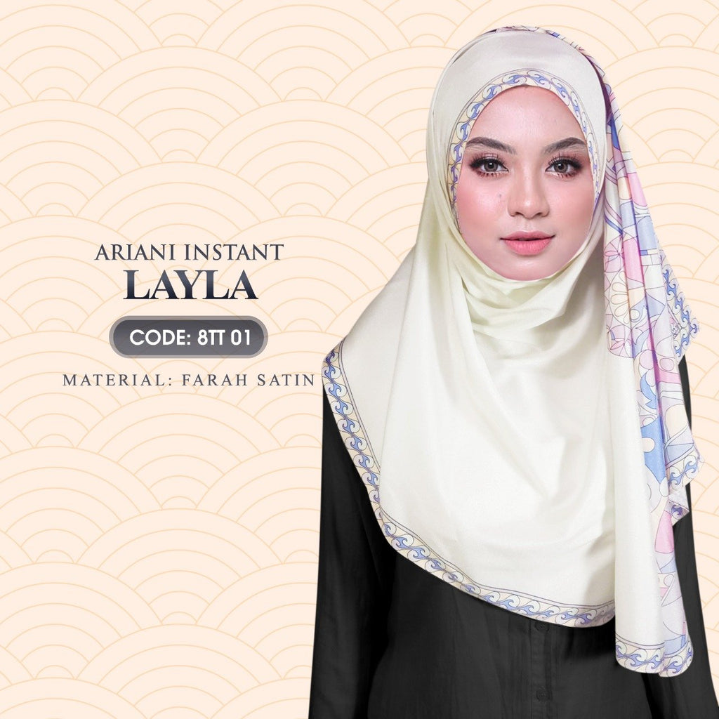 Ariani Instant Layla Collection 2