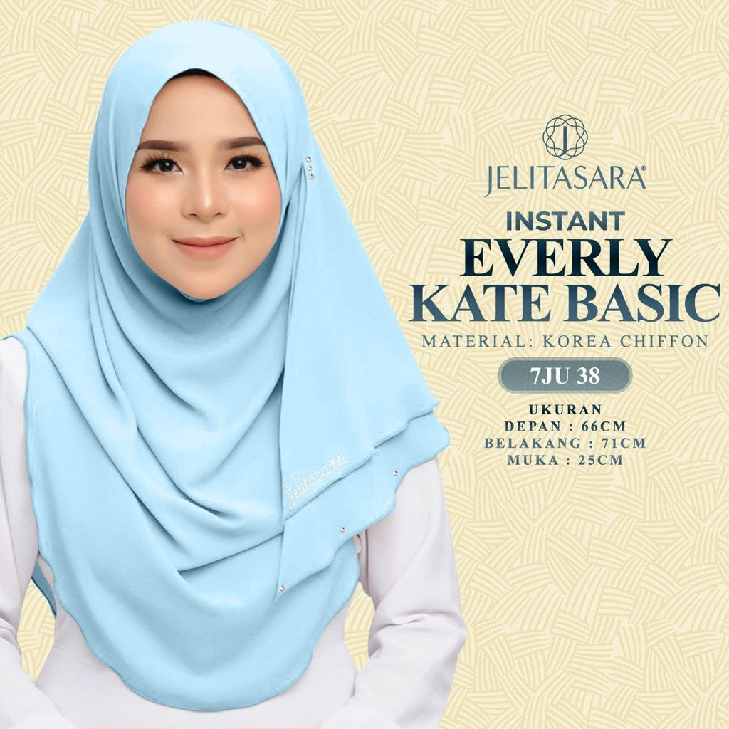 Jelitasara Instant - Everly Kate Basic Collection