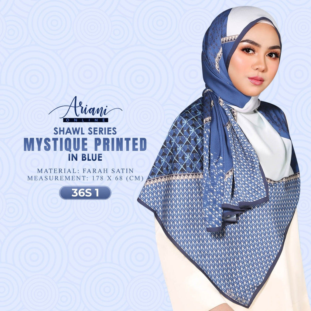 Ariani Shawl Mystique Printed Collection
