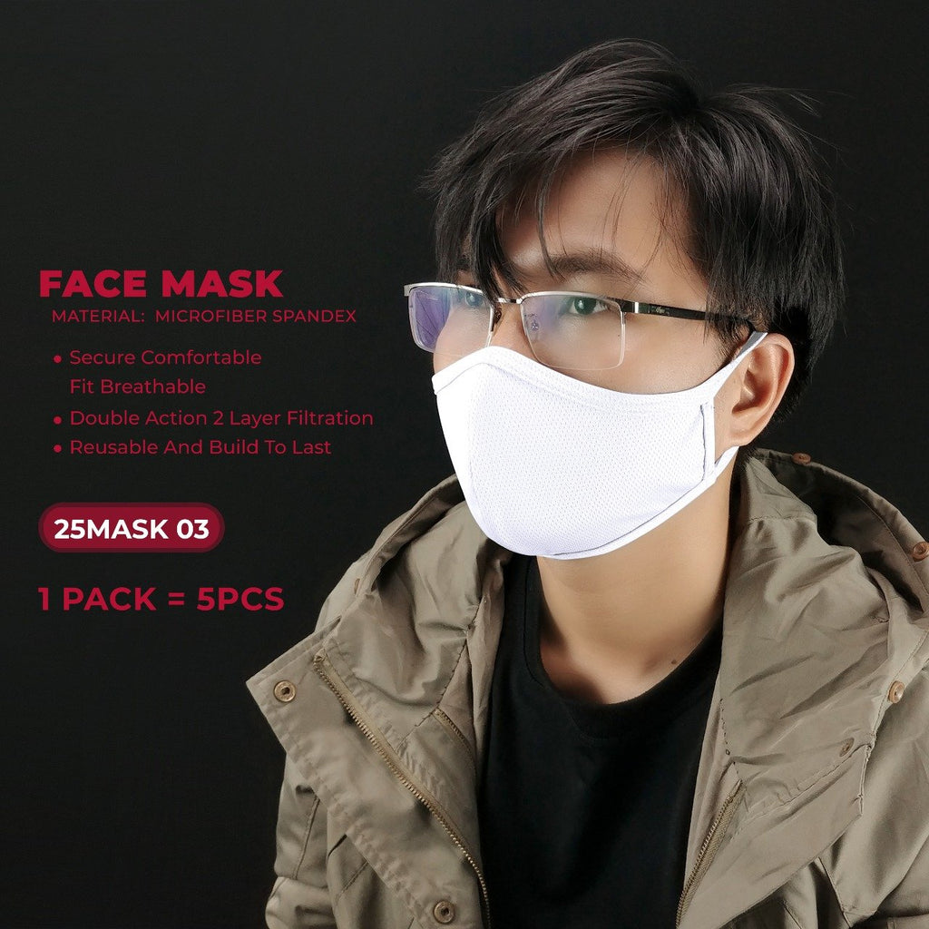 New Quality Face Mask Collection