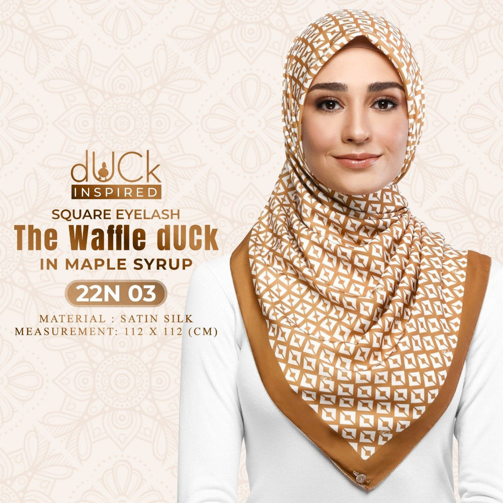 The Waffle dUCk Square Collection