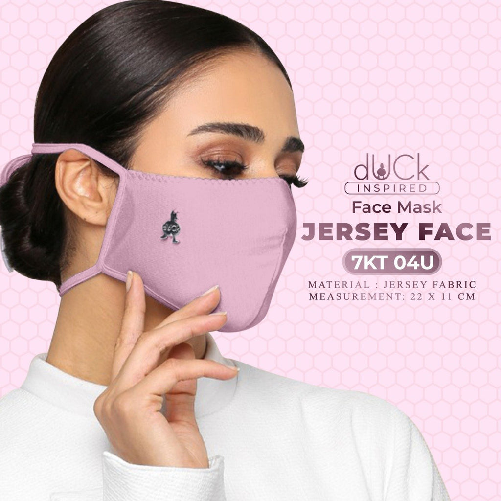 dUCk Jersey Facemask Collection | 1 Pack 5pcs