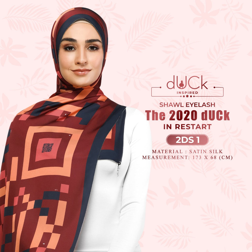 The 2020 dUCk Shawl Collection