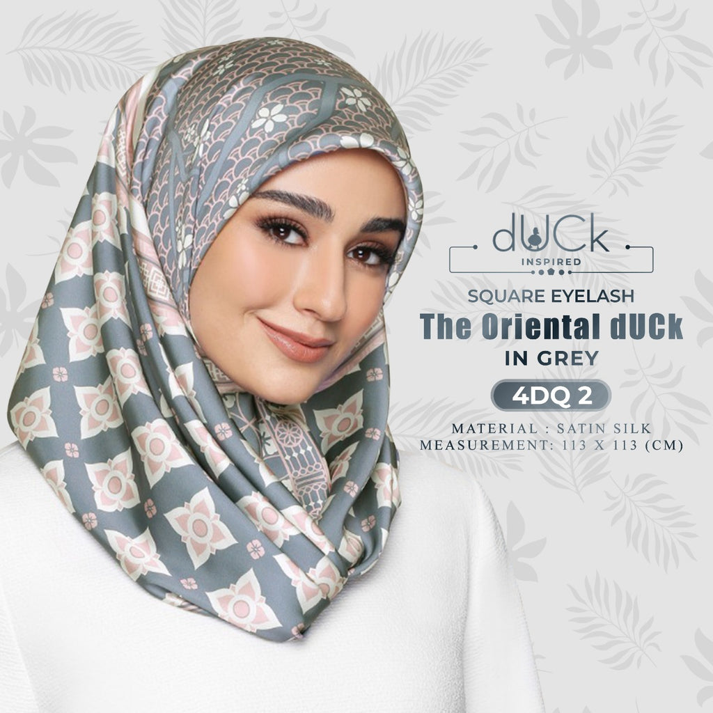 The Oriental dUCk SQ Eyelash Brand New Collection