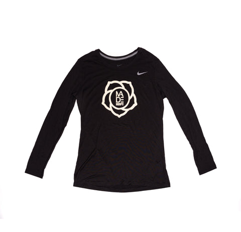 Rose Nike Dri-Fit Long Sleeve