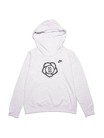 Rose Hooded Neck Women's Nike Hoodie