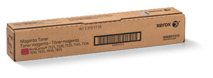 Xerox Magenta Toner Cartridge (15,000 Pages) 006R01515 for WorkCentre 7530/7535/7545/7556/7830/7835/7845/7855/7830i/7835i/7845i/7855i/7970/7970i