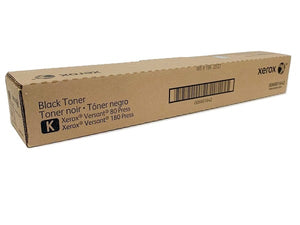 Xerox Black Toner Cartridge (30,000 Pages) 006R01642 for Versant 80/180