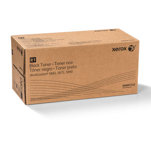 Xerox Black Toner Cartridge (2 in a pack) (110,000 Pages) 006R01552 for WorkCentre 5865/5875/5890/5865i/5875i/5890i-Scriptum Supplies