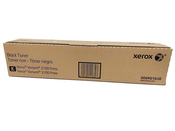 Xerox Black Toner Cartridge (82,500 Pages) 006R01630 for Versant 2100/3100
