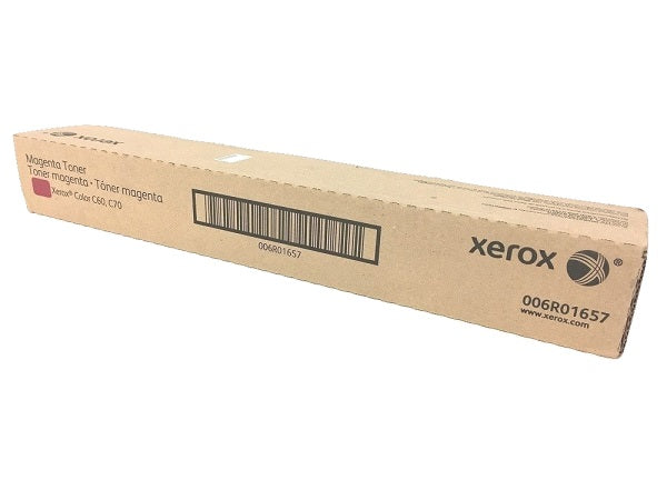 Xerox Cyan Toner Cartridge (32,000 Pages) 006R01657 for Color C60/C70