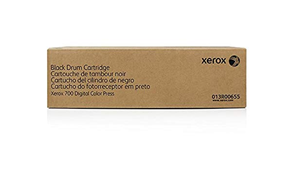 Xerox Black Drum Cartridge (115,000 Pages) 013R00655 for DocuColor 700/700i/770-Scriptum Supplies