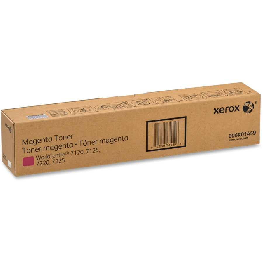 Xerox Magenta Toner Cartridge Sold (15,000) 006R01459 for WorkCentre 7120/7125/7220/7225/7220i/7225i