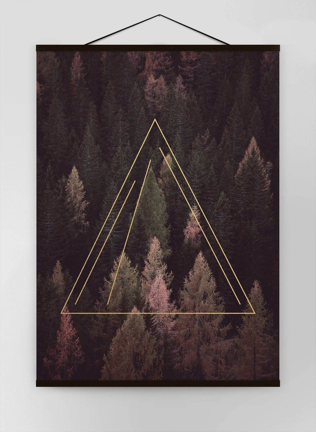 Forest Gold Canvas
