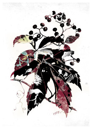 Botanical Leaves Print
