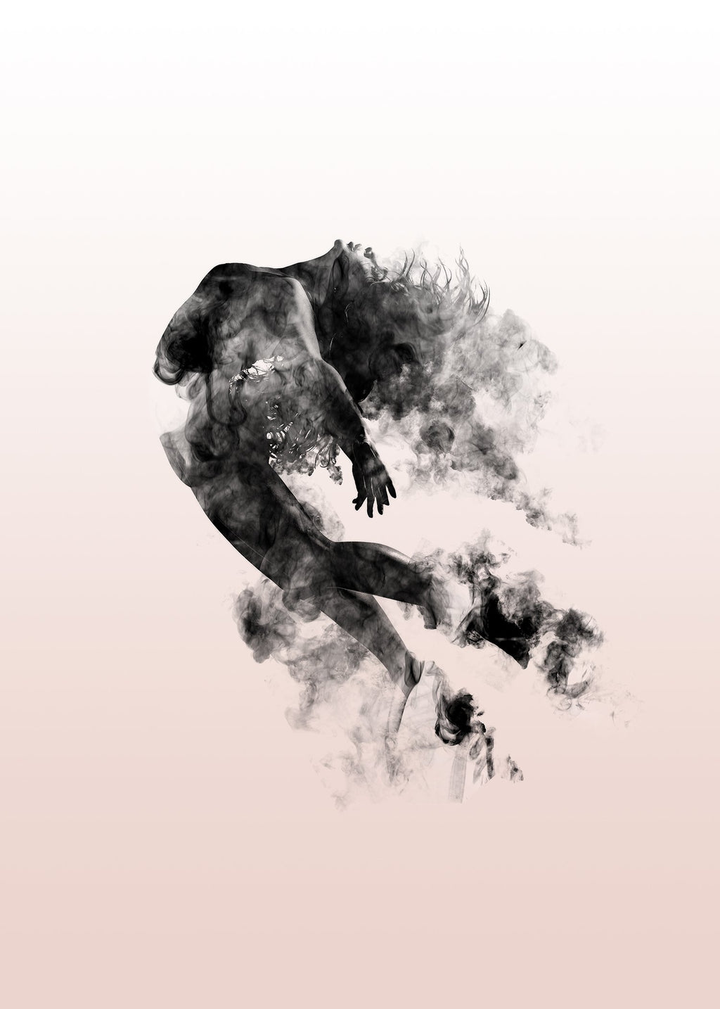 Cloud Dancer 1 Print