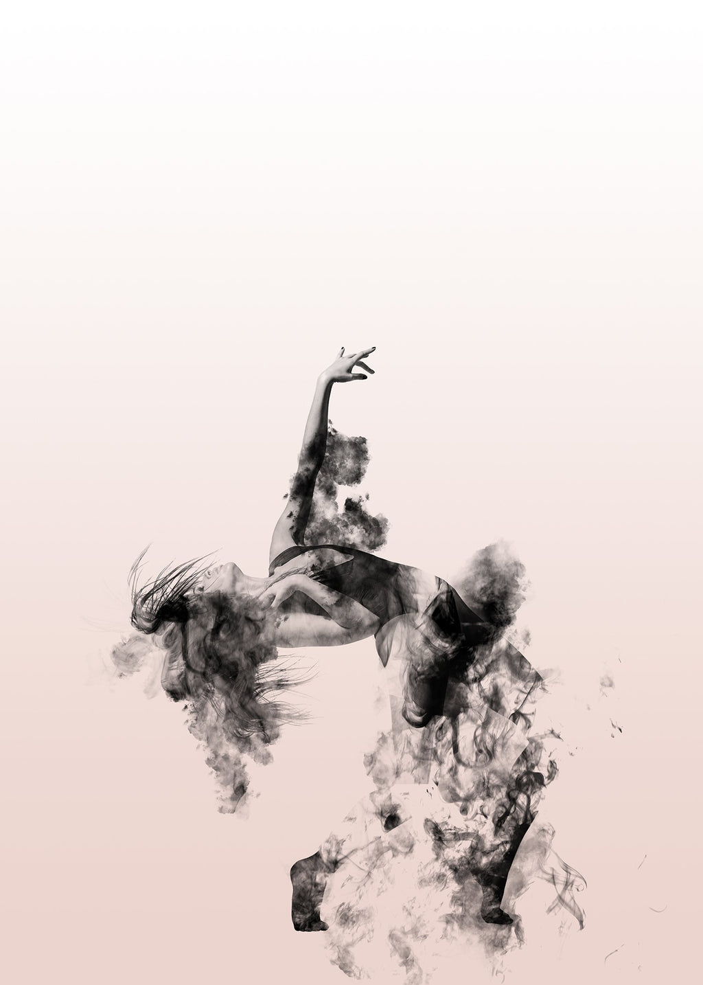 Cloud Dancer 2 Print