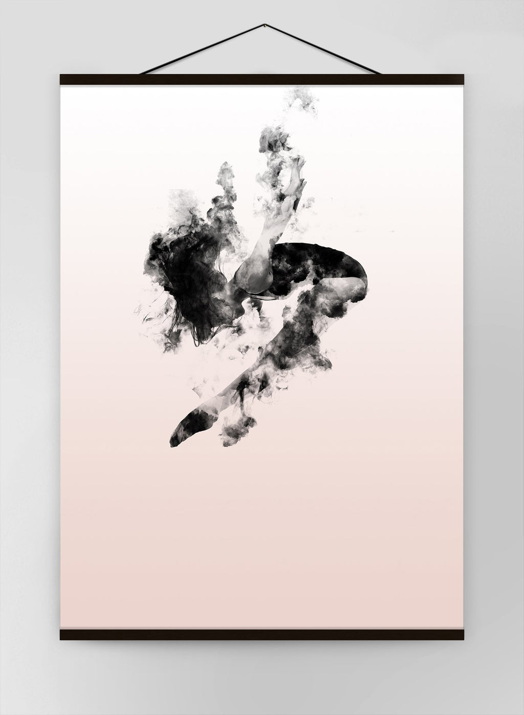Cloud Dancer 3 Canvas