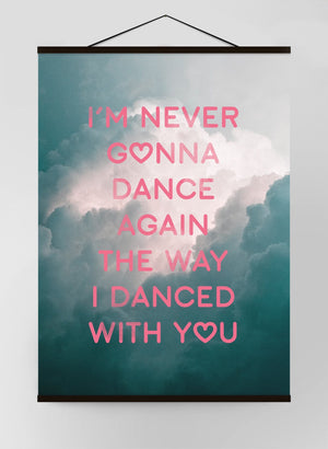 Dance Again Lyrics Canvas